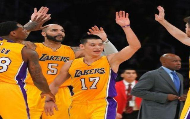 Sin Kobe, Lakers se imponen a Orlando - Foto de ESPN