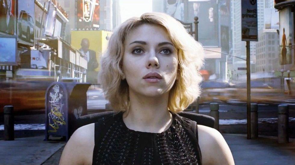 "Scarlett Johansson protagonizará la película ""Ghost in the Shell"" - Internet"