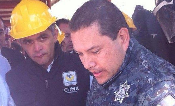 El GDF tiene la capacidad para atender a las víctimas de la explosión: Mancera - Miguel Ángel Mancera, jefe de Gobierno del DF