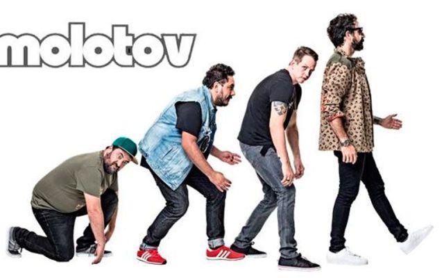 Anuncian fechas de gira de Molotov por Latinoamérica - Foto de Oveja Negra