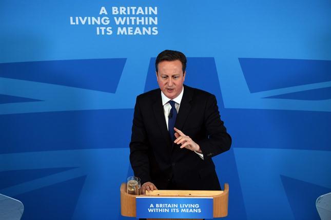 David Cameron amenaza con bloquear WhatsApp en el Reino Unido - Primer ministro británico David Cameron