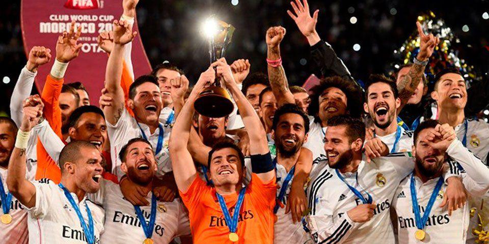 Liga española fue la más fuerte del 2014 - Real Madrid campeón del mundial de clubes