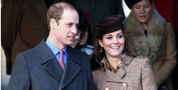 El príncipe Guillermo y su esposa Kate disfrutan las redes sociales - CHRIS JACKSON/GETTY IMAGES