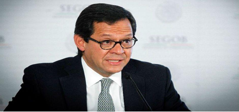Hemos buscado a los normalistas en 699 lugares: Roberto Campa - Roberto Campa, subsecretario de Prevención
