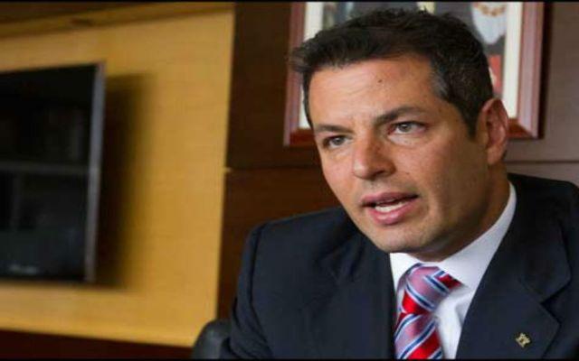 Mi papá no tendrá injerencia en mi candidatura: Alejandro Murat - Alejandro Murat, director del INFONAVIT