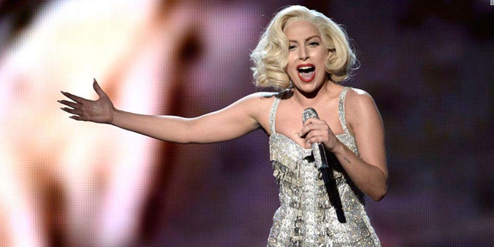 Lady Gaga cantará en los Óscares - Lady Gaga