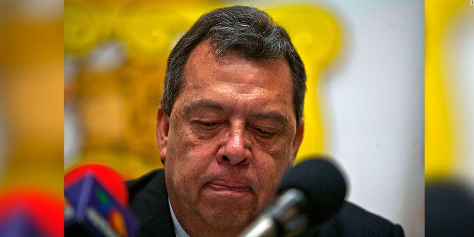 Ángel Aguirre Rivero