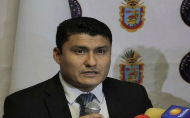 Renuncia Godínez Muñoz a la Fiscalía de Guerrero - Miguel Ángel Godínez Muñoz, fiscal de Guerrero