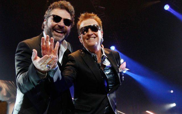 """Llegará el """"Two'r Amigos"""" a Estados Unidos - Mijares y Emmanuel"""