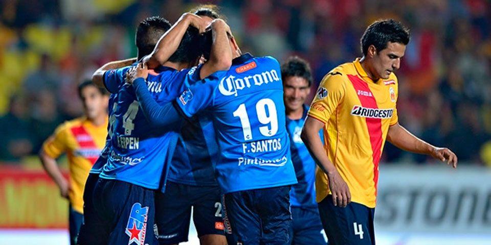 Puebla remonta y derrota a Monarcas - Puebla remonta y derrota a Monarcas