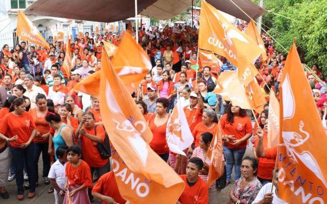 Analizan sancionar a Movimiento Ciudadano por revelar Lista Nominal - movimiento ciudadano