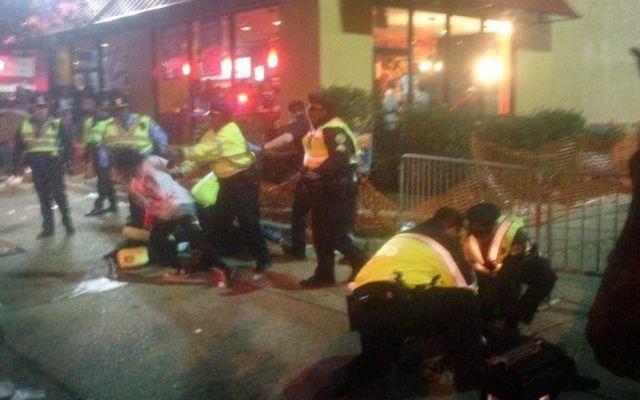 Dos muertos en carnaval de EE.UU. - Asesinato en desfile de Nueva Orleans