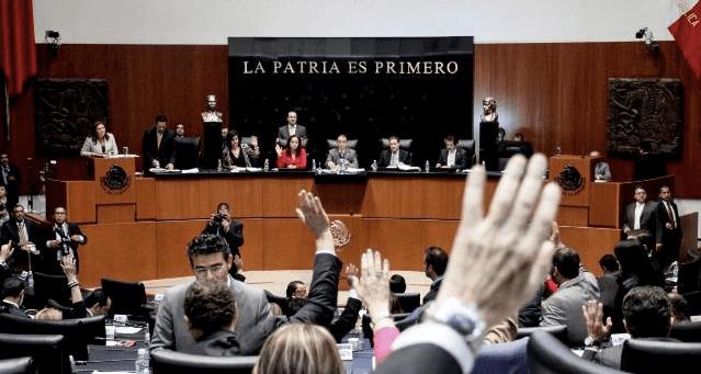 Abre el Senado periodo de sesiones - Abre el Senado periodo de sesiones