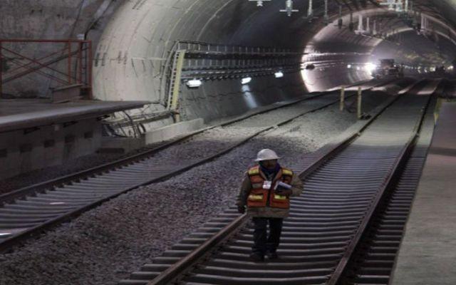 Sismo deja más afectaciones en la Línea 12 del Metro - Obras en la Línea 12