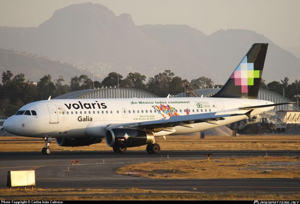 Juzgado admite demanda colectiva contra Volaris por perjuicio a consumidores - Volaris. Foto de Internet