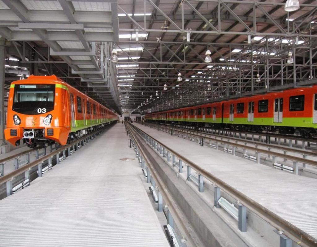 L12 cumple un año sin operar por completo - metro L12