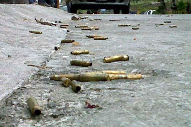 Asesinan a 11 en Guanajuato - Balacera en San Fernando deja dos muertos