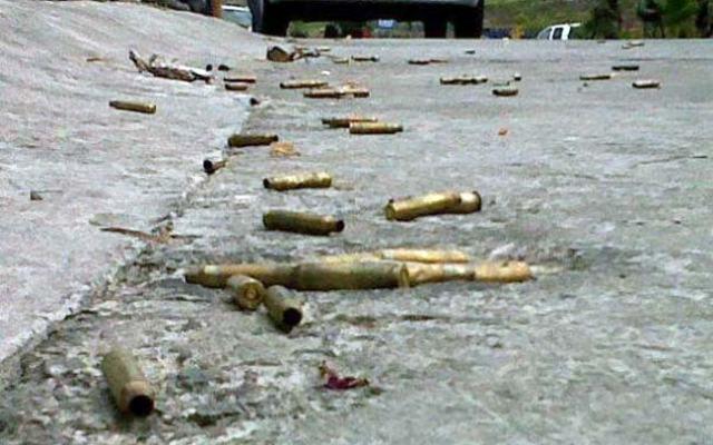 Asesinan a dos mientras transitaban carretera del Edomex - Balacera en San Fernando deja dos muertos