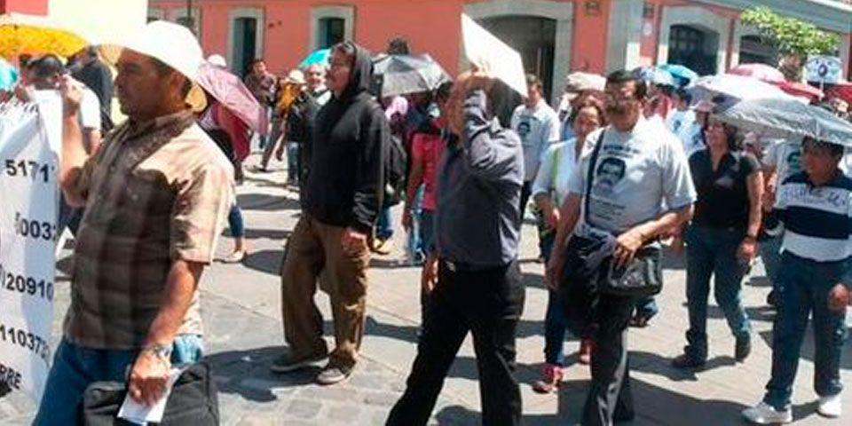 CNTE boicoteará elecciones - CNTE boicoteará elecciones