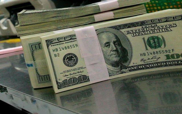Cierra dólar en 17.50 pesos a la venta - Dólar