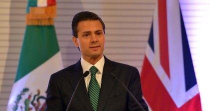 """EPN reconoce detención del """"Z-42"""" - Enrique Peña Nieto, presidente de México"""