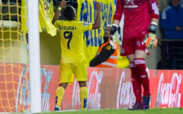 Giovani marca en victoria del Villarreal - Giovani marca en victoria del Villarreal
