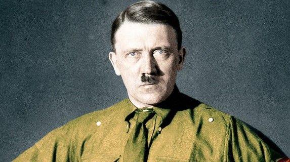 La acuarela de Hitler que nadie quiere comprar - Hitler