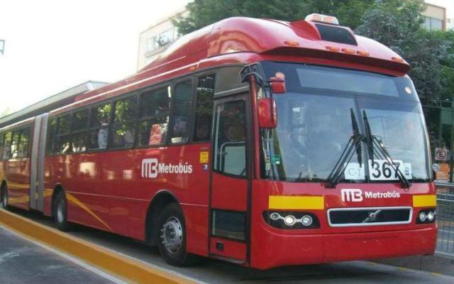 Metrobús cerrara estaciones por visita del Papá - Metrobus