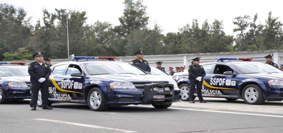 Arranca operativo de seguridad por fin de semana largo - Operativo de la SSPDF