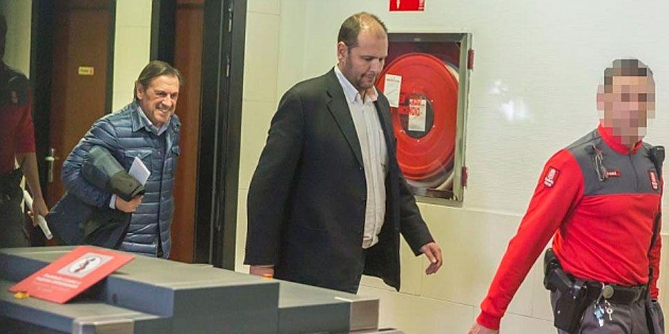 Ex directivos de Osasuna son enviados a prisión - Ex directivos de Osasuna son enviados a prisión