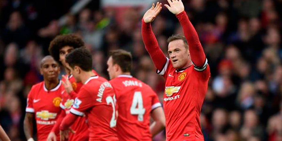 United vence con autoridad al Tottenham - United vence con autoridad al Tottenham