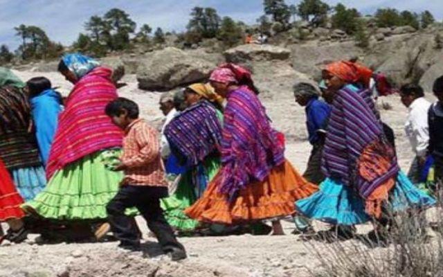 Liberan a 200 indígenas que eran explotados laboralmente - Indígenas tarahumaras