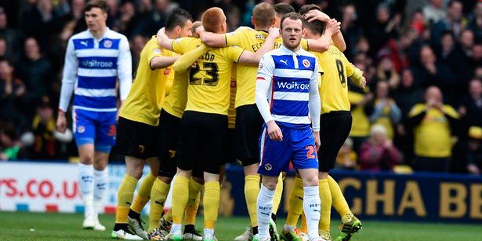 Watford golea y ya es segundo - Watford golea y ya es segundo