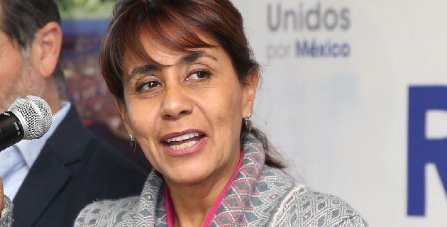 Luisa María Calderón hace pública su declaración patrimonial -  Luisa María Calderón