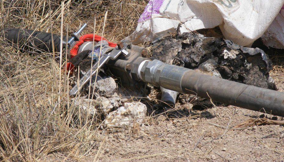 Robo de hidrocarburos es con mangueras: Gendarmería - robo hidrocarburos