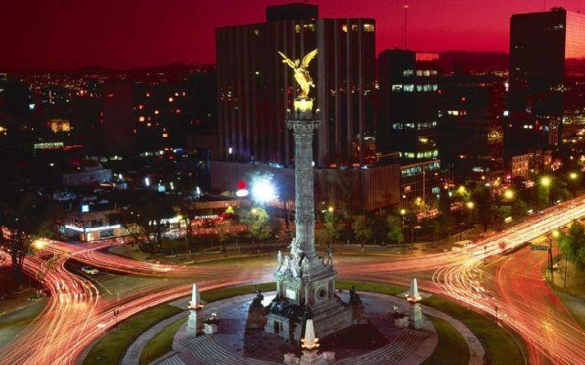 Lanzan aplicación para turistas en la Ciudad de México - Angel de la Independencia