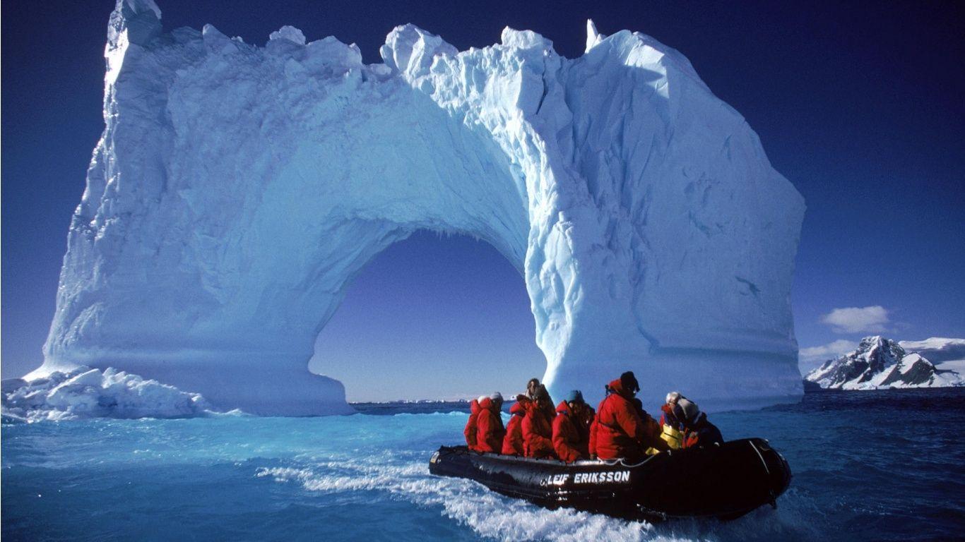 La pérdida de hielo de la Antártida amenaza las costas