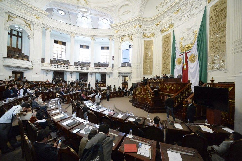 Rinden protesta delegados sustitutos - asamblea