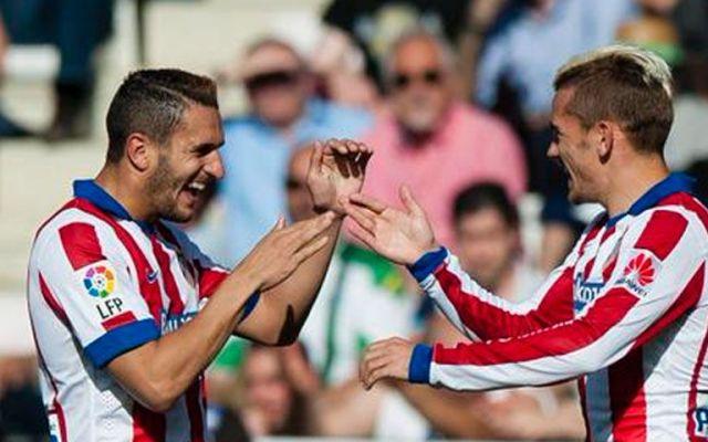 Atlético gana con facilidad - Atlético gana con facilidad