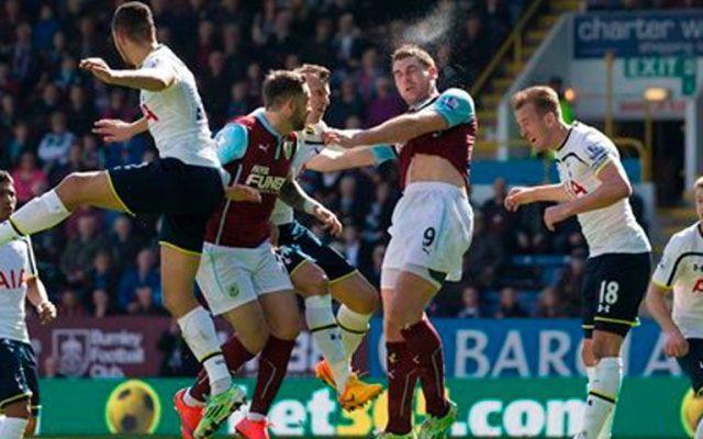 Tottenham no puede con el Burnley - Tottenham no puede con el Burnley