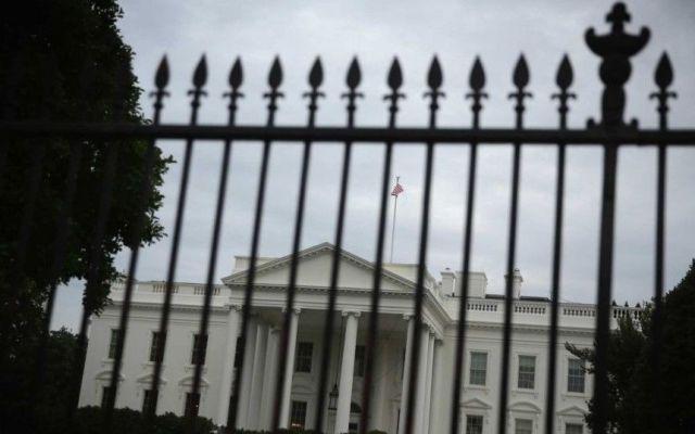 Liberan a hombre que trepó la cerca de la Casa Blanca - Liberan a hombre que trepó la cerca de la Casa Blanca