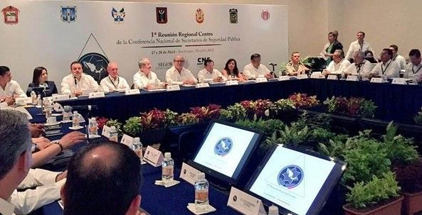 Cártel Jalisco Nueva Generación, siguiente objetivo del Gobierno - Conferencia Nacional de SSP