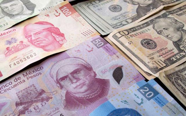Cierra el dólar a 15.64 pesos - Cierra el dólar a 15.64 pesos
