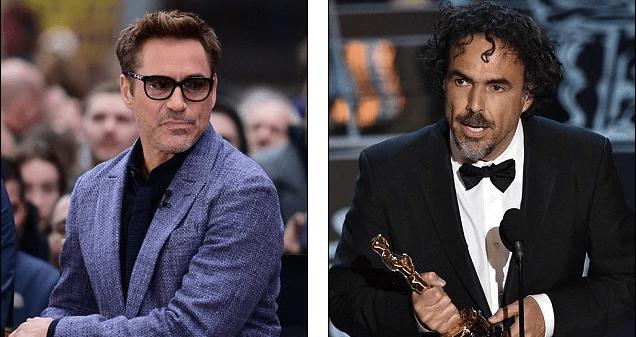 Acusan de racista a Robert Downey Jr. - Acusan de racista a Robert Downey Jr