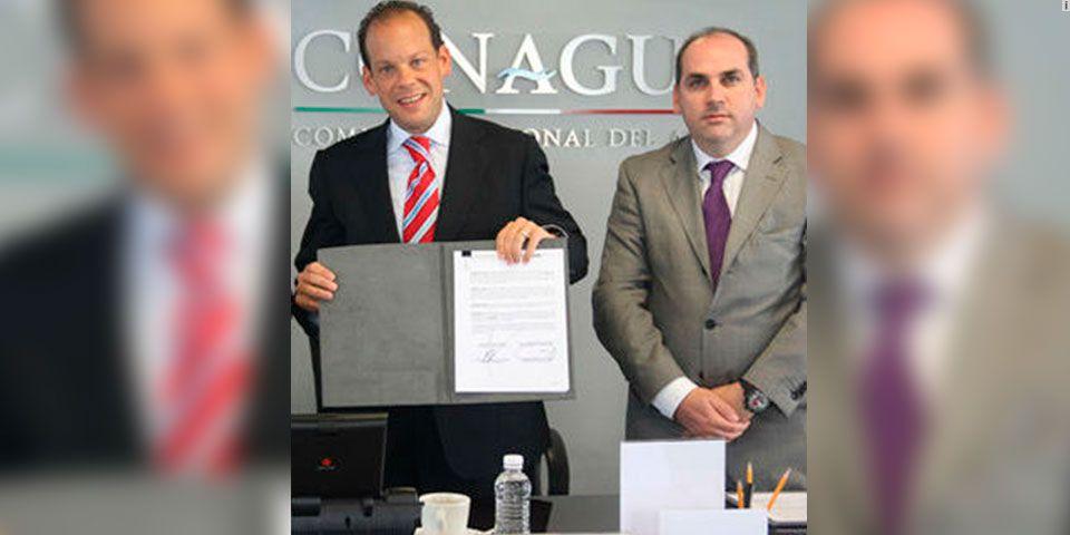 Roberto Ramírez nuevo titular provisional de CONAGUA - Directores de CONAGUA