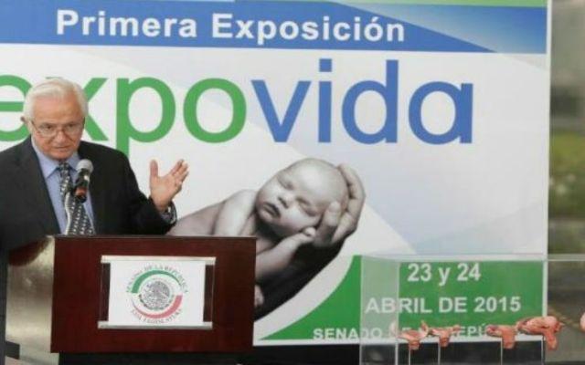 Inmujeres reprueba declaraciones de senador del PAN -  Víctor Hermosillo, senador del PAN