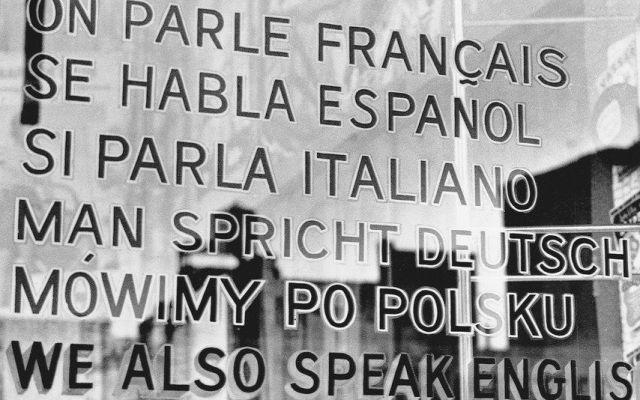 El idioma que hablas cambia tu visión del mundo - idiomas