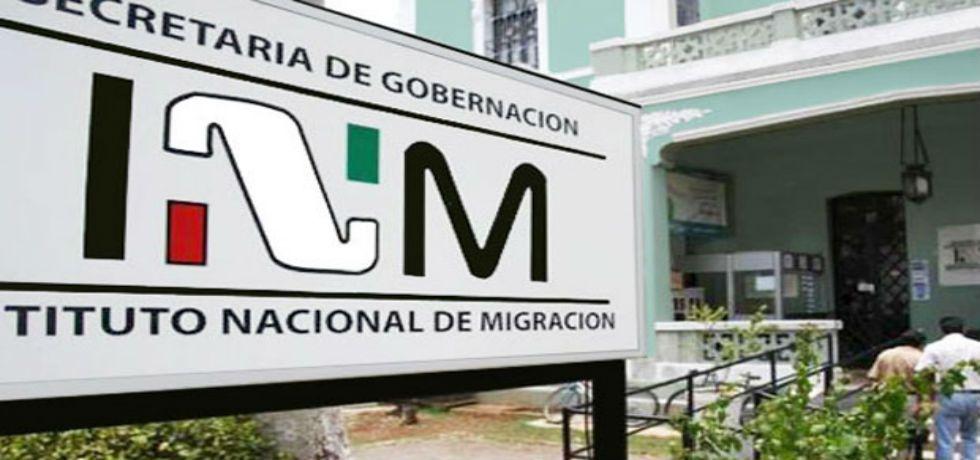 Rescatan a 16 migrantes en Tamaulipas - INM