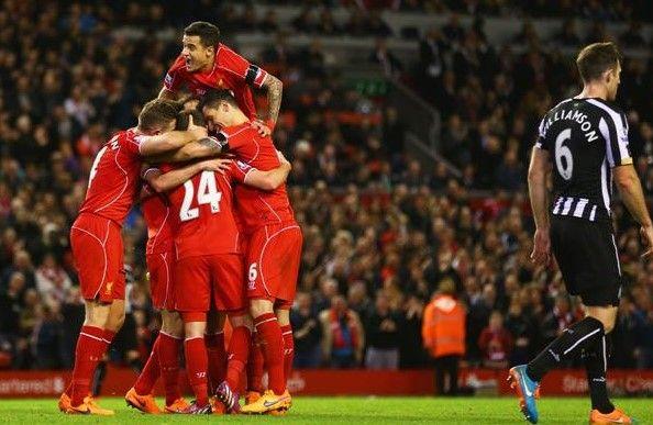Liverpool se acerca al cuarto lugar de la Premier - Liverpool se acerca a la cuarta plaza de la Premier