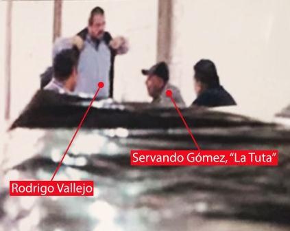 Que se aplique la ley sobre el caso de Rodrigo Vallejo: PRI Michoacán - Rodrigo Vallejo